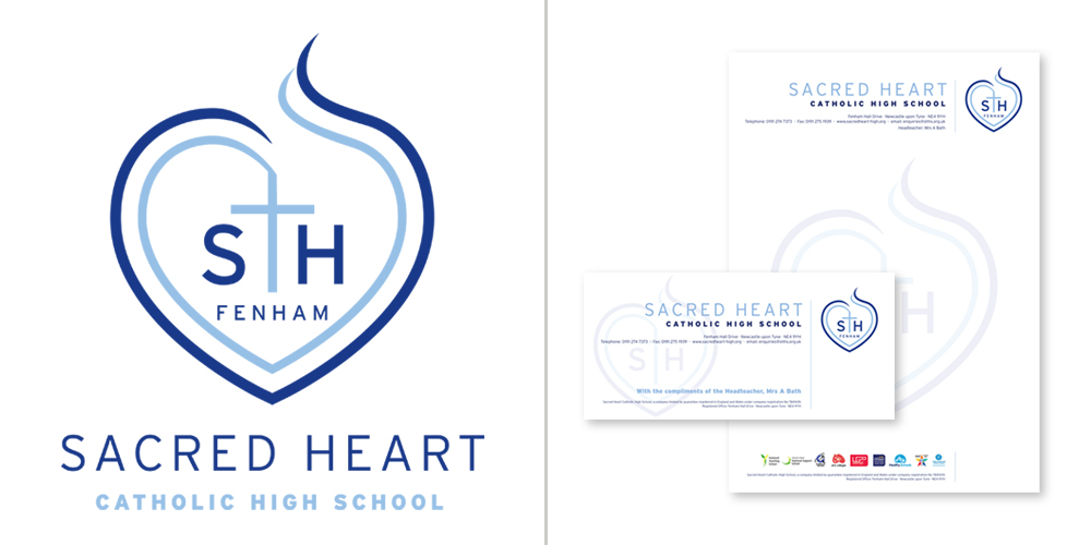 SH Logo and letterhead