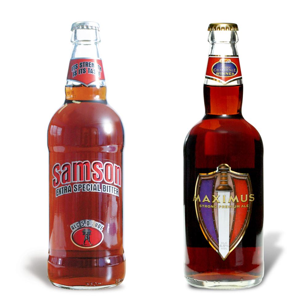 dm bottles